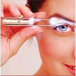 купить Пинцет с подсветкой Flashlight LED eyebrow Tweezers цена, отзывы