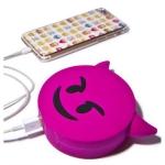 фото 22384  Универсальная портативная батарея Power Bank emoji Дьявол  цена, отзывы
