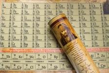 фото 3881  Периодическая система употребления алкоголя Скретч-карта цена, отзывы