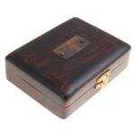 фото 7723  Часы карманные из черненой латуни Лоцман цена, отзывы