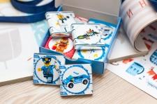 фото 5551  Шоколадный мини-набор Сладкие игры цена, отзывы