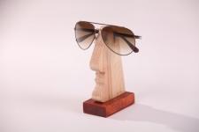 фото 8550  Подставка под мужские очки (сосна) цена, отзывы