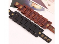 фото 9396  Антический кожаный браслет Atwater цена, отзывы