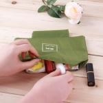 фото 25052  Органайзер для белья дорожный оливковый Monopoly цена, отзывы