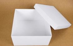 фото 24120  Подарочная коробка White 28х28х15 см  цена, отзывы