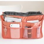 фото 8366  Органайзер Bag in bag maxi коралловый цена, отзывы