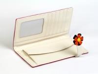 фото 8792  Кошелек Цветик-Семицветик белый цена, отзывы