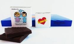 фото 8243  Шоколадный набор Любовь это  цена, отзывы