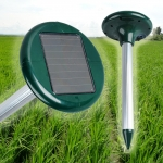 фото 953  Отпугиватель грызунов (кротов) на солнечной батарее Solar Rodent Repeller цена, отзывы