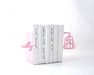 фото 9979  Держатель для книг rose клетка с птицами цена, отзывы