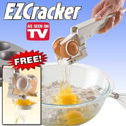 купить Универсальный прибор EZ Cracker для разбивания яиц цена, отзывы