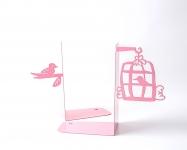 фото 9981  Держатель для книг rose клетка с птицами цена, отзывы