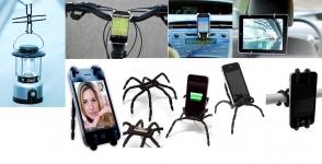 фото 2432  Универсальная подставка для гаджетов Spider Pdium цена, отзывы