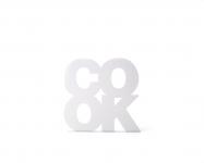 фото 9859  Держатель для книг Cook белый цена, отзывы