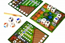 фото 5253  Настольная игра Зоолоретто цена, отзывы