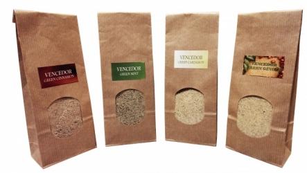 купить Кофе зеленый молотый с Имбирем 125г цена, отзывы