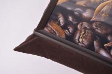 фото 10129  Поднос с подушкой Coffee цена, отзывы