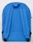 фото 8077  Рюкзак GiN Bronx голубой с карманом хаки цена, отзывы