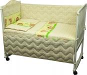 фото 9294  Набор постельного белья в детскую кроватку цена, отзывы
