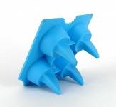 фото 2490  Формы для льда Плавник акулы цена, отзывы