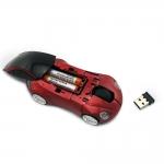фото 9157  Компьютерная безпроводная мышка Машинка цена, отзывы