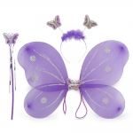 фото 8733  Набор Бабочки 48х35 см ( 5 цветов) цена, отзывы