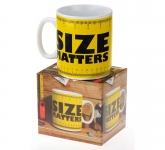 фото 9562  Чашка гигант Size matters цена, отзывы