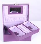 фото 6884  Шкатулка для украшений фиолетовая осень цена, отзывы