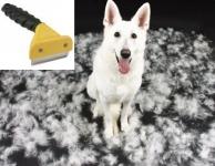 фото 2656  Фурминатор для кошек и собак 6,8 см цена, отзывы
