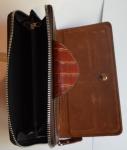 купить Кожаный клатч мужской ручной m013 цена, отзывы