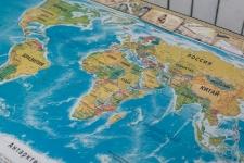 фото 5233  Скретч карта мира My Vintage Map цена, отзывы