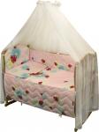 фото 9309  Комплект в детскую кроватку Фея цена, отзывы