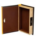 фото 26016  Книги сейф с кодовым замком Owl 26 см цена, отзывы