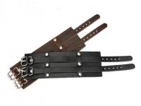фото 9397  Антический кожаный браслет Aubrey цена, отзывы
