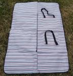 фото 1553  Пляжный коврик - сумка с водонепроницаемым дном цена, отзывы