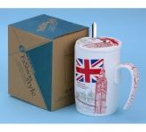 фото 9560  Чашка London цена, отзывы