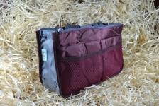 фото 6555  Органайзер Bag in bag maxi бордовый цена, отзывы