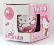 фото 2751  Чашка Hello Kitty с блюдцем цена, отзывы