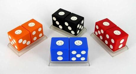 купить Солонки Кубики цветные цена, отзывы