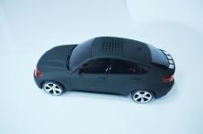 фото 2107  Колонка - Машинка BMW X6 (колонка, плеер mp3, радио) матовая цена, отзывы