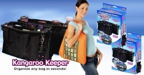 фото 2718  Набор органайзеров для сумок Кенгуру (2шт) цена, отзывы