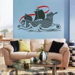 фото 5786  Виниловый Стикер Ship цена, отзывы