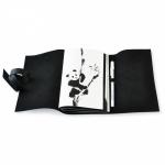 фото 8596  Софт-Бук Панда: черно-белые зарисовки цена, отзывы