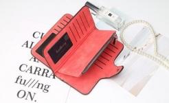 фото 25414  Женское портмоне Baellerry Forever (Красный) цена, отзывы