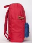 фото 8085  Рюкзак GiN Bronx красный с карманом неви цена, отзывы