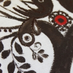 фото 8934  Кот Мартовский с росписью дерево с птицами цена, отзывы