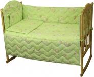 фото 9319  Комплект в детскую кровать Принцесса цена, отзывы