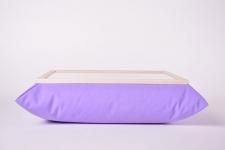 фото 10164  Поднос на подушке Ленивый кот цена, отзывы