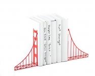 фото 10084  Держатель для книг Мост Золотые ворота цена, отзывы