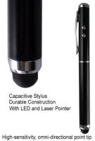 купить Многофункциональный стилус 3 в 1 для IPad / iPad2 / iPhone / IPod ID532W цена, отзывы